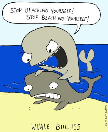 Stop Beaching Yourself!